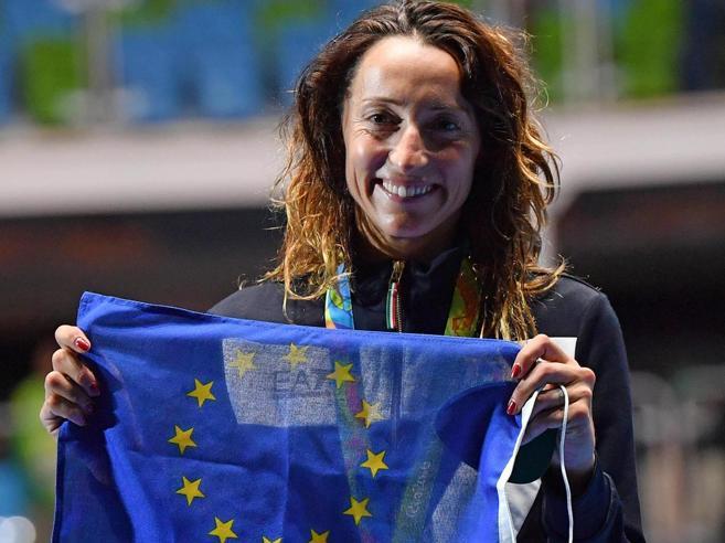 Rio  2016, il primato di Elisa con i colori europei  (sperando nel contagio coraggioso) foto