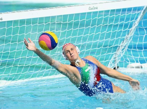 Il Setterosa vola in semifinale: Cina ko 12-7, ora la Russia