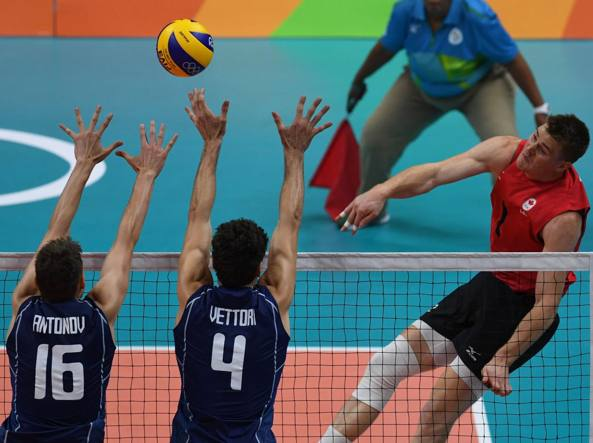 Rio2016:Volley.Ngapeth