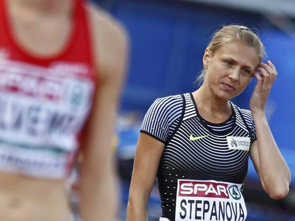 Testimone. Trent'anni, russa, Yuliya Stepanova è un personaggio chiave nell'inchiesta sul doping di Stato in Russia (Reuters)