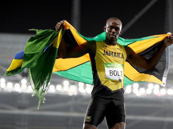 Usain Bolt (Getty)