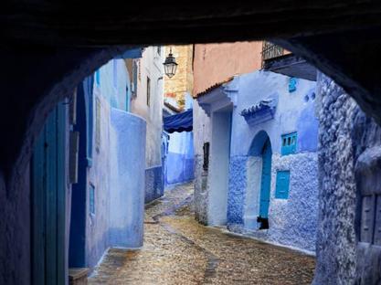 Chefchaouen (Marocco)  � Steve McCurry - Vacheron Constantin