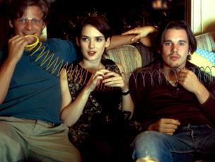 Una scena del film �Giovani, carini e disoccupati� (1994, Ben Stiller)