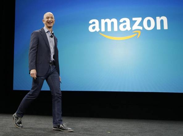 Amazon: pronta a sfidare Apple e Spotify su streaming musicale