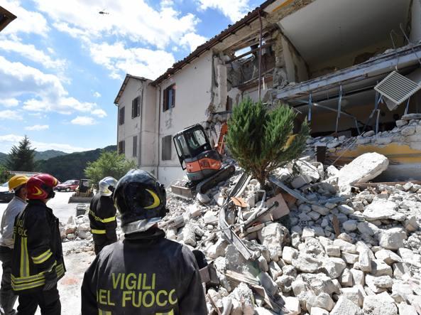 Mutui e terremoto: interviene l'Abi