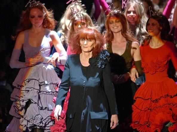 Parigi, morta la stilista francese Sonia Rykiel