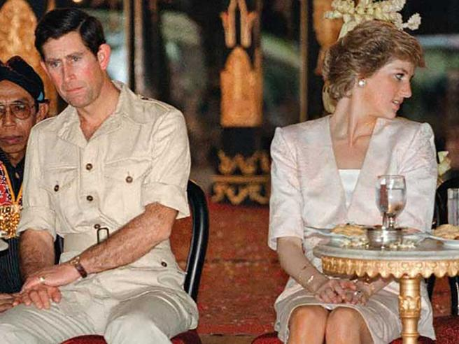 Lady D e Carlo d'Inghilterra: vent'anni fa il divorzio del secolo