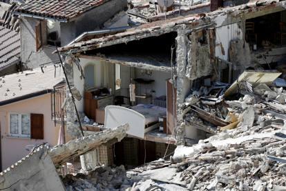 Terremoto, forti scosse avvertite nell'Italia centrale