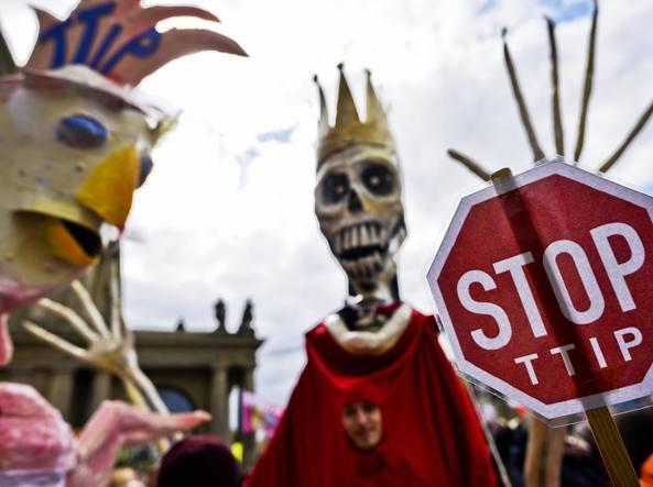 Le trattative per il TTIP sono fallite