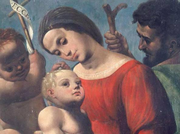Da Lombardia mostra su pittore Amatrice