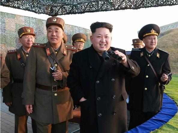 Corea nord: Kim fa giustiziare due funzionari con contraerea