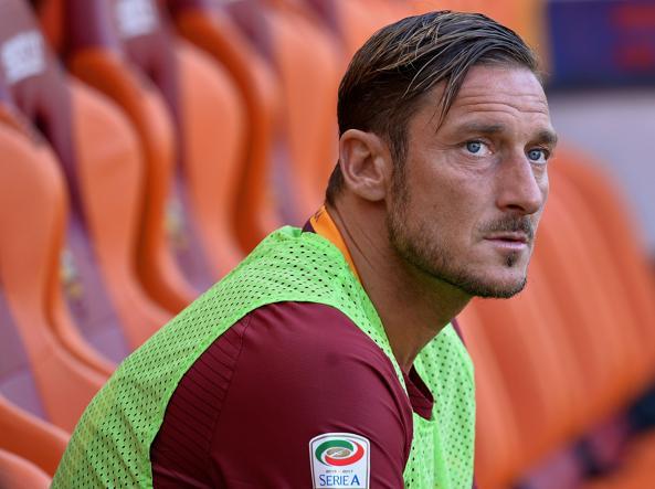 Francesco Totti, lettera d'amore alla sua Roma: