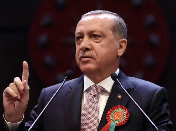 Turchia, rimossi altri 543 giudici Erdogan: