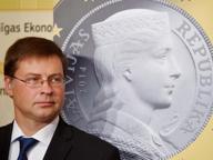 Il Commissario Ue, Dombrovskis «L' l'Italia ora faccia le riforme: grazie alla Bce il tempo c'è, non va sprecato»