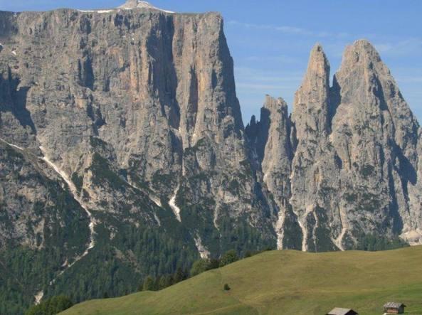 Alpe di Siusi, ritrovati morti stamattina due giovani alpinisti precipitati in parete