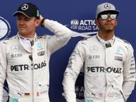 F1, Rosberg: «Non corro su Hamilton, penso solo a vincere a Monza»