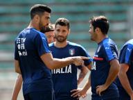 La Nazionale in partenza per Haifa Ancora dubbi: Montolivo o Verratti?