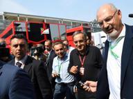 Marchionne promuove Binotto: «È la persona giusta per la svolta Ferrari»