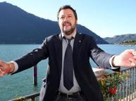 Cernobbio, Salvini non partecipa: «Mi sembra il concerto sul Titanic»
