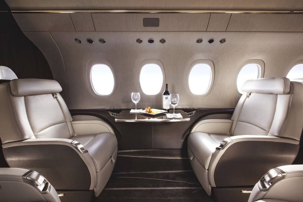 Jet Privato Listino Prezzi : Saloni bagni camere da letto il lusso estremo dei jet