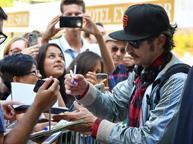 Mostra del Cinema di Venezia 2016 «Mi chiamo James Franco e non mi prendono sul serio»