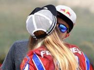 Maverick Vinales e Kiara Fontanesi: amore sulle due ruote
