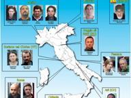 Terrorismo: arrestati 7 anarchici del Fai, perquisizioni in nove regioni