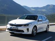 Ecco la Kia Optima Sportswagon