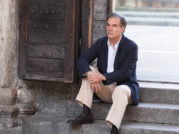 Edoardo Albinati, autore di «La scuola cattolica», è al Tempo delle Donne domenica 11 settembre alle 14.30. Titolo dell'incontro-intervista «Il corpo degli uomini»