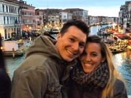Tania Cagnotto sposa all'Elba Sulla spiaggia il sì con Stefano
