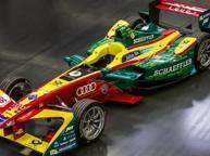 Formula E, l'Audi ci mette la faccia