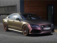 Lo stile arabo di quell'Audi RS7