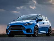 Ford Focus RS, ancora più americana