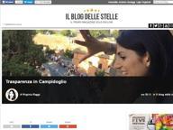 Caso Roma: il blog di Grillo ignora la vicenda