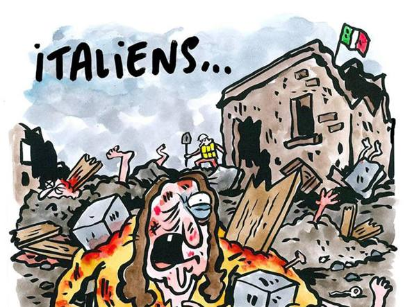 Un aggressione offensiva charlie indifendibile - Letto anti terremoto ...