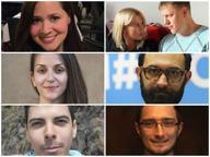 «Qui in Italia per lanciare un'idea Perché siamo venuti»|Le storie