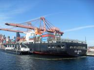 Il crac di Hanjin, bloccate 85 naviNon hanno i soldi per pagare i porti