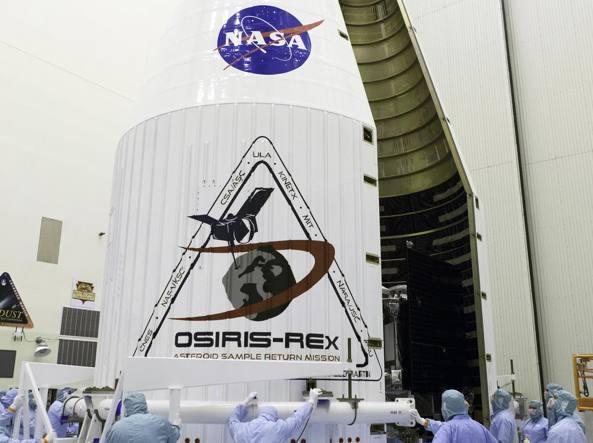 Osiris-Rex, partita la sonda per studiare i segreti del Sistema Solare