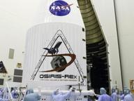 Osiris-Rex in partenza verso gli asteroidi, una missione storica