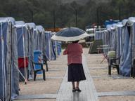 Terremoto: «In un container, ma qui» In scena la sfiducia nello Stato