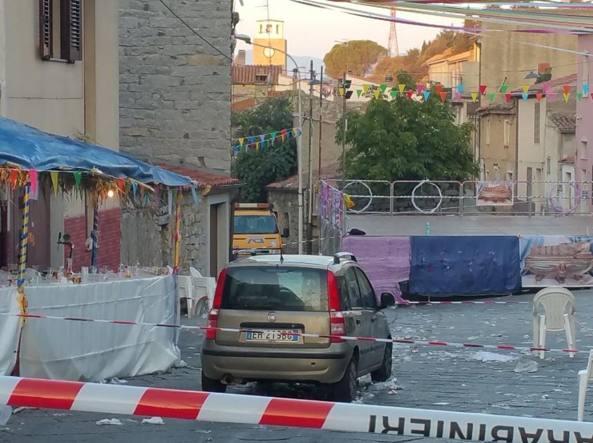 L'incidente a Nule (da twitter @mariomossa57)