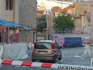 Sardegna: auto perde il controllo alla festa del paese, 25 feriti tra la folla