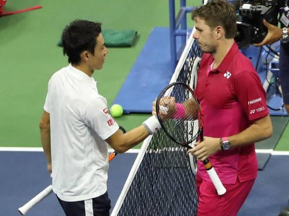 Dopo Andy saluta Delpo. Wawrinka in semifinale