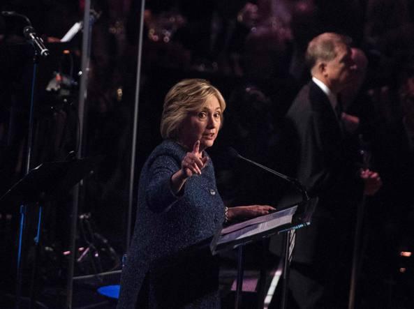 Usa 2016: Hillary al vetriolo,