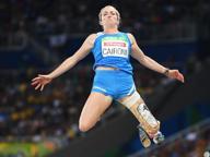 Paralimpiadi, Caironi argento L'Italia a quota otto medaglie