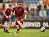 Roma-Sampdoria 3-2: giallorossi in rimonta dopo un'ora di sospensione della gara per la pioggia