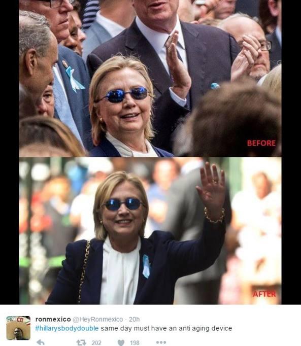 Hillary Clinton, la poltica ms sexy del mundo en