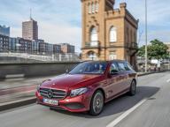Mercedes Classe E Station Wagon In viaggio con il «concierge»