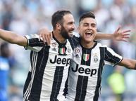Higuain-Dybala spaventano l'Europa «Juve tra le grandi della Champions»