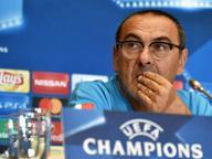 Sarri: «Dinamo Kiev più avanti del Napoli, per vincere serve divertirsi»